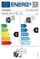 Vredestein Ultrac Satin 98Y 225/50R17