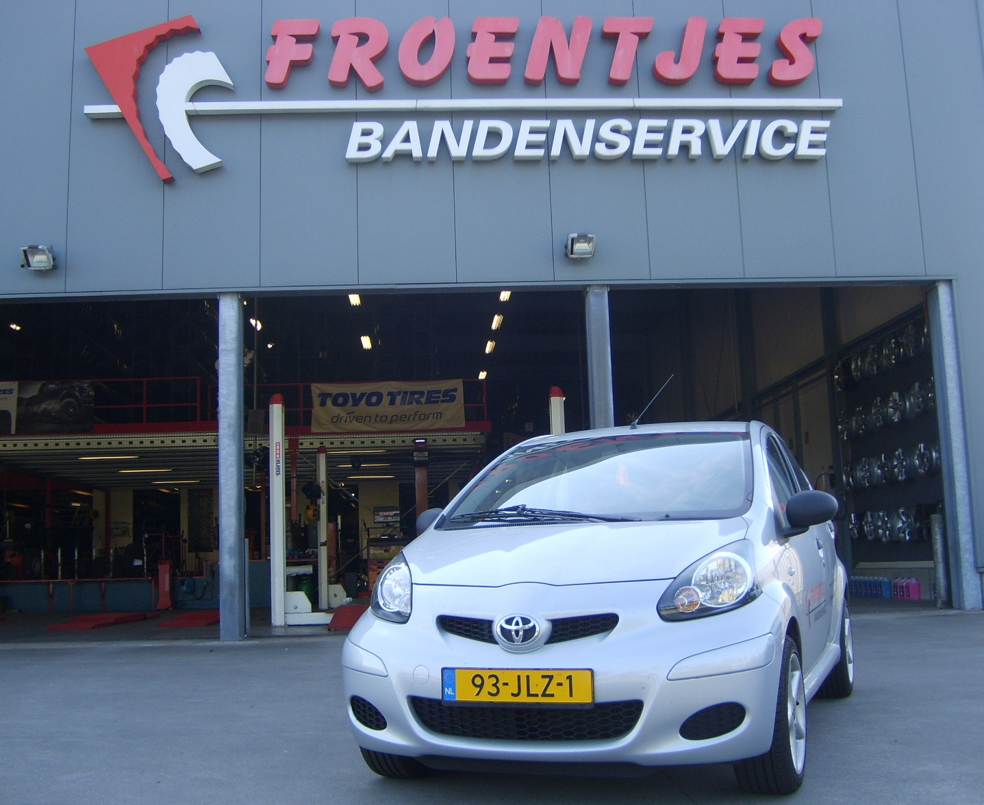 Aygo Froentjes